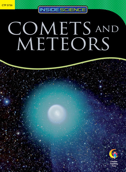 Comets and Meteors Nonfiction Science Reader