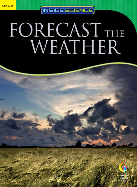 Forecast the Weather Nonfiction Science Reader
