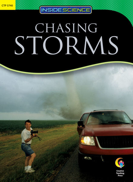 Chasing Storms Nonfiction Science Reader