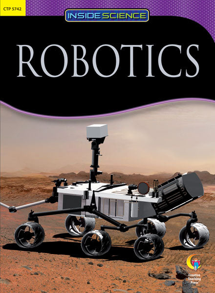 Robotics Nonfiction Science Reader
