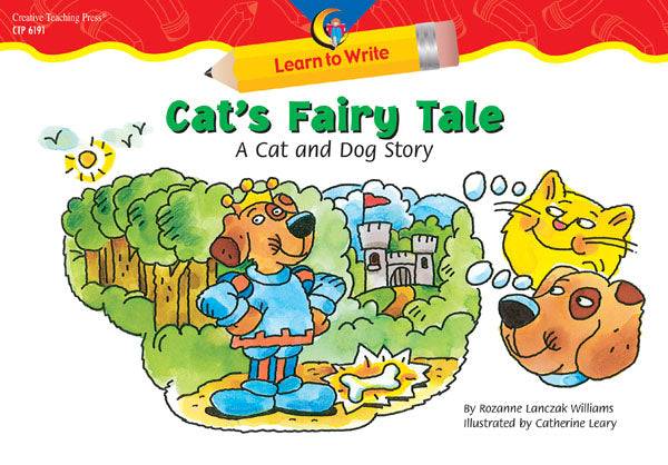 Cat's Fairy Tale: A Cat and Dog Story
