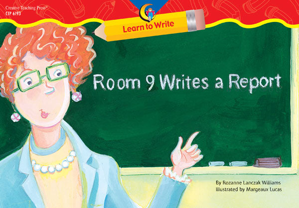 Room 9 Writes a Report