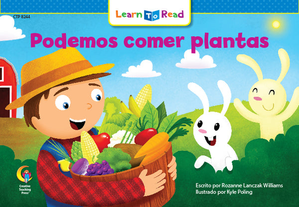 Podemos Comer Plantas (We Can Eat The Plants)