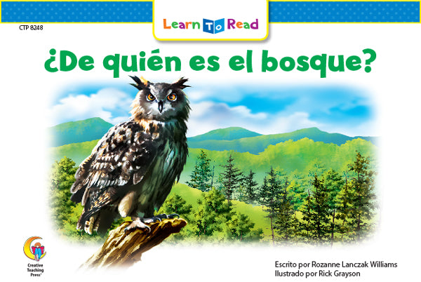 De Quien Es El Bosque? (Whose Forest Is It?)