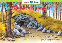 Quien Vive Aqui? (Who Lives Here?)