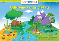 Cuidemos A La Tierra (Let'S Take Care Of The Earth)