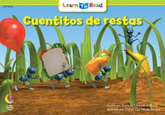 Cuentitos De Restas (Little Number Stories-Subtraction)