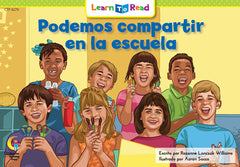 Podemos Compartir En La Escuela (We Can Share At School)