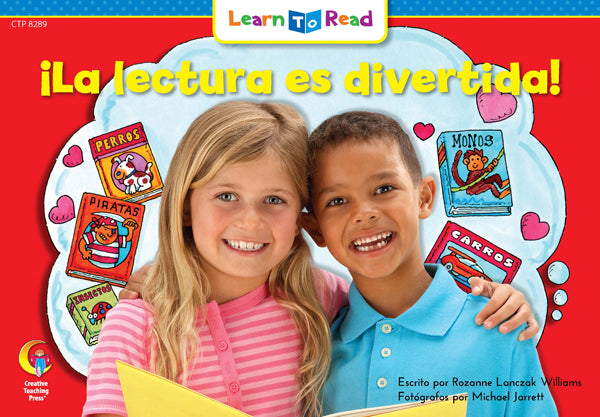 La Lectura Es Divertida! (Reading Is Fun!)
