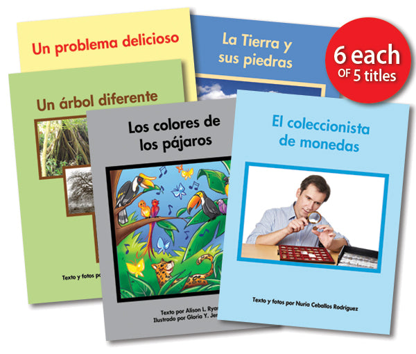 Leveled Library , Level P Set (Spanish)