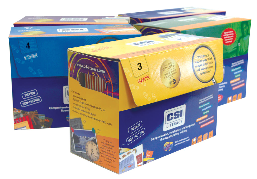 CSI Grade 3 Complete Kit
