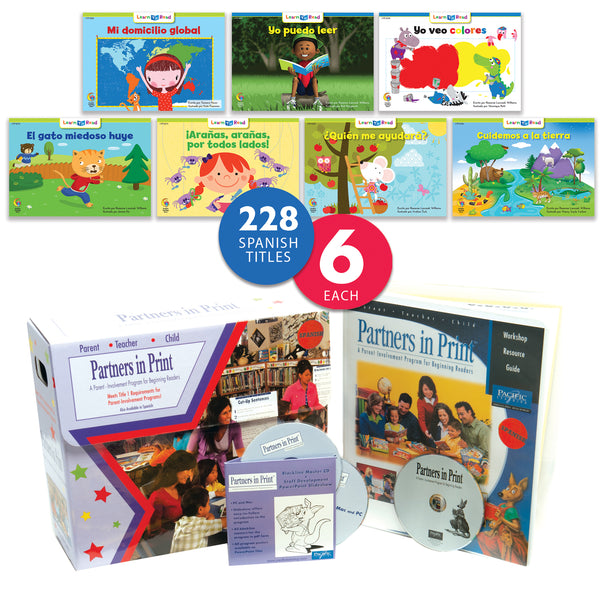 Partners in Print Spanish Library: Primary
