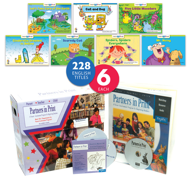 Partners in Print English Library: Primary