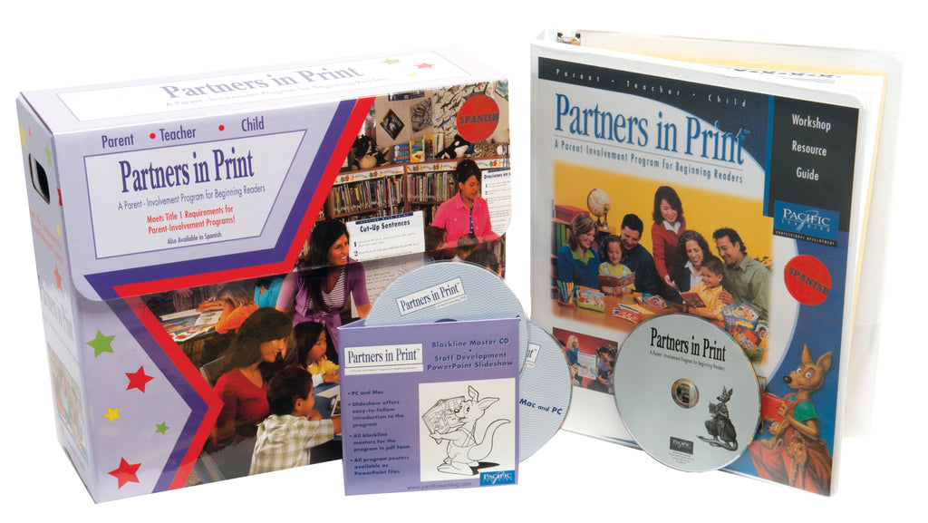 Spanish Partners in Print Primary Kit