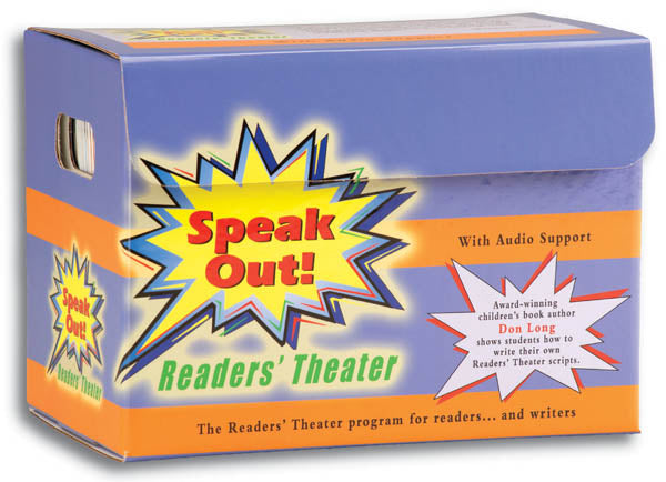 Speak Out! Readers' Theater Purple (Grade 5) Kit