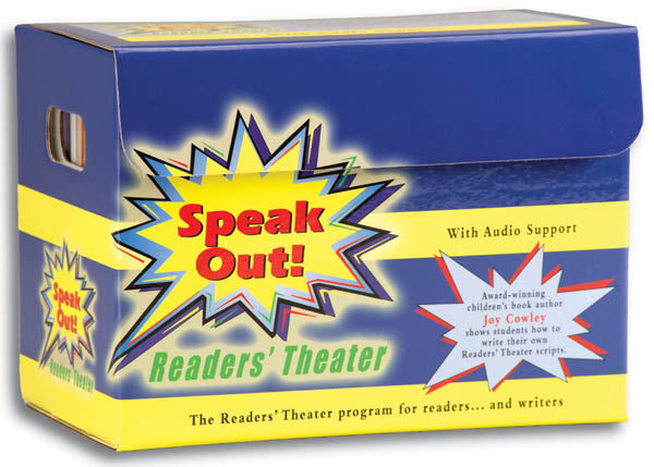 Speak Out! Readers' Theater Blue (Grade 2) Kit