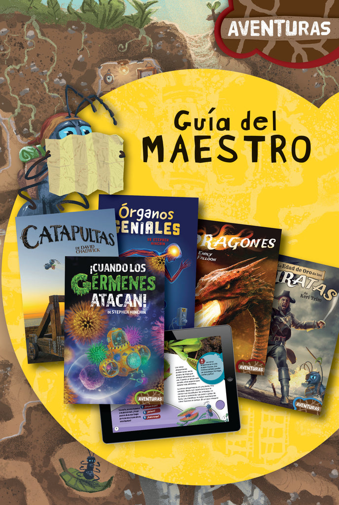 Aventuras Teacher Guide