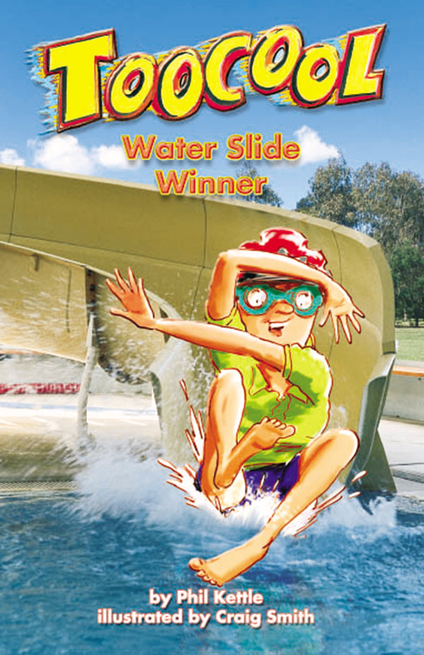 Water Slide Winner