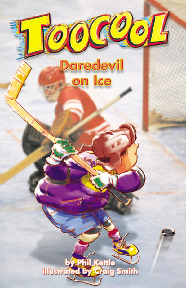 Daredevil on Ice