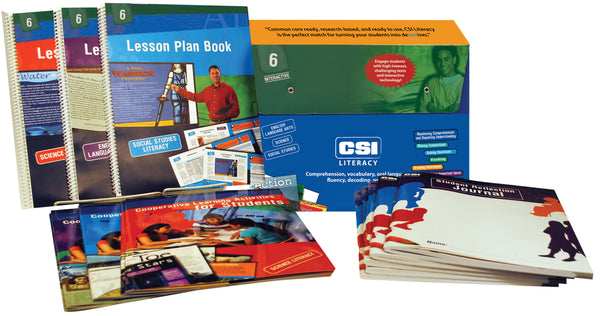 CSI Grade 6 Complete Kit