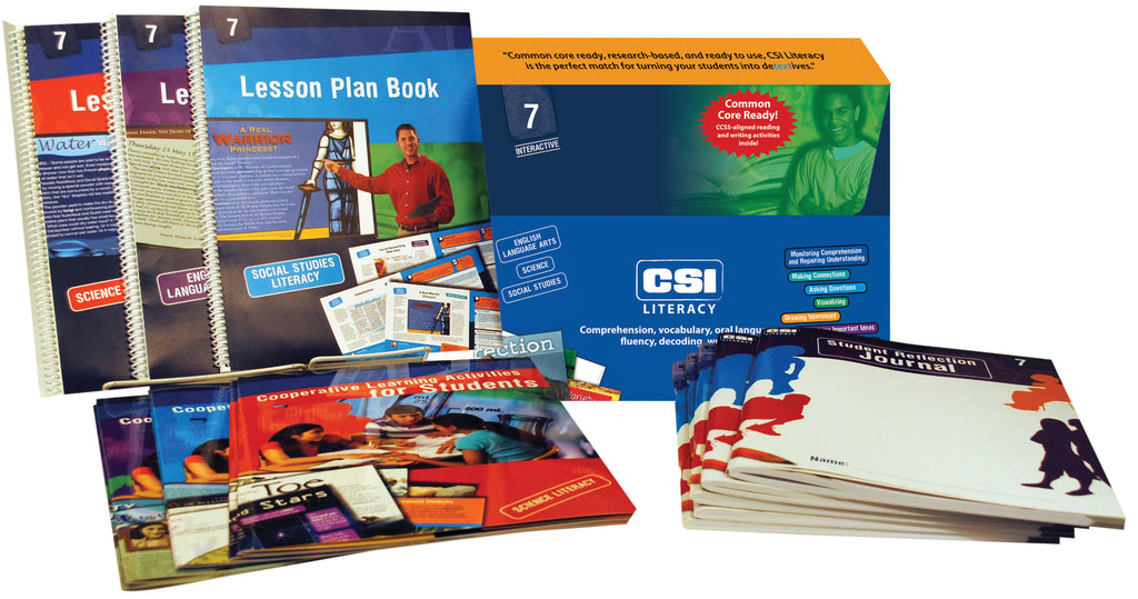 CSI Grade 7 Complete Kit