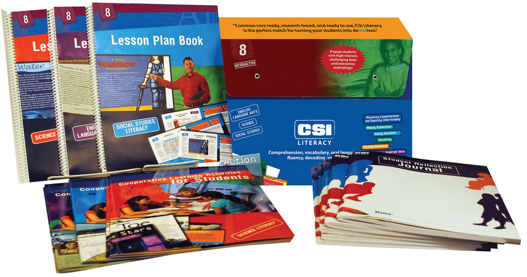 CSI Grade 8 Complete Kit