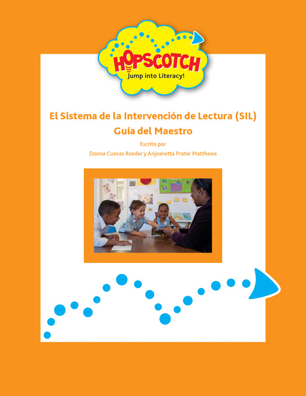 Hopscotch SIL Orange Teacher Guide with CD: Levels A-C
