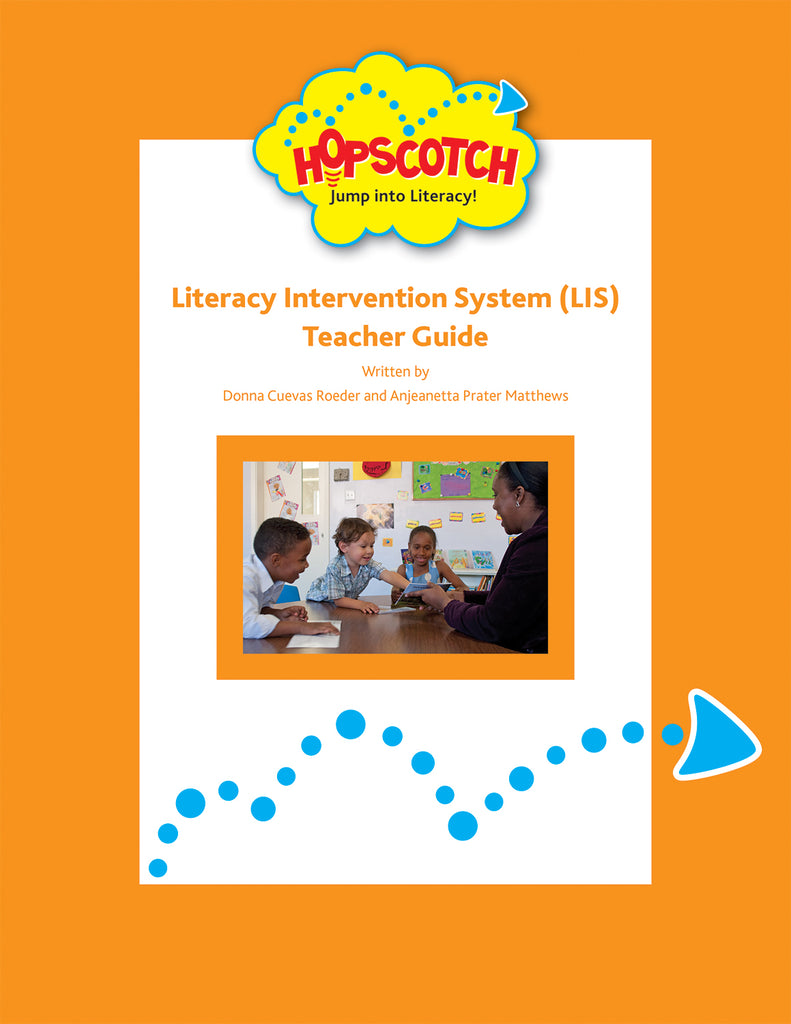 Hopscotch LIS Orange Teacher Guide with CD: Levels A-C