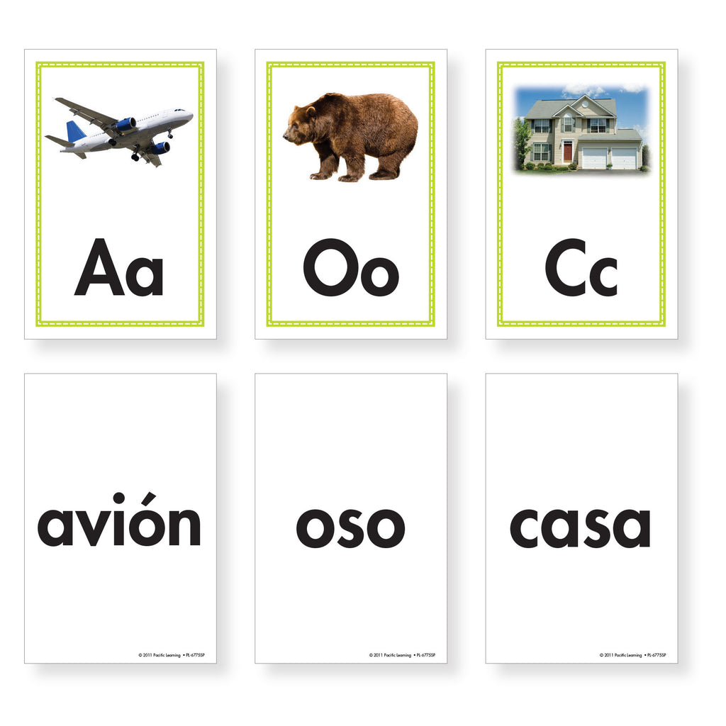 Hopscotch SIL Alphabet Picture Cards