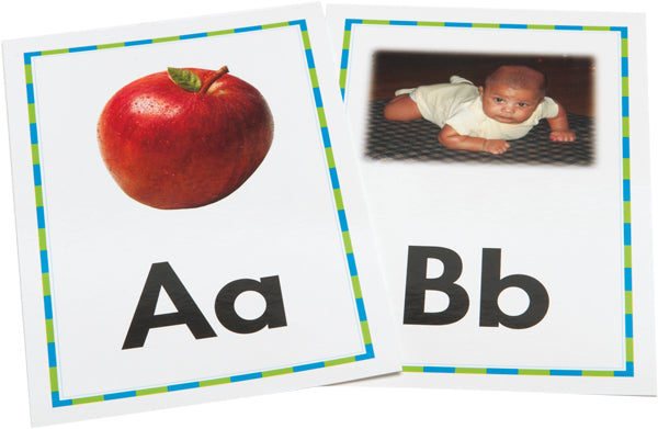 Hopscotch LIS Alphabet Picture Cards