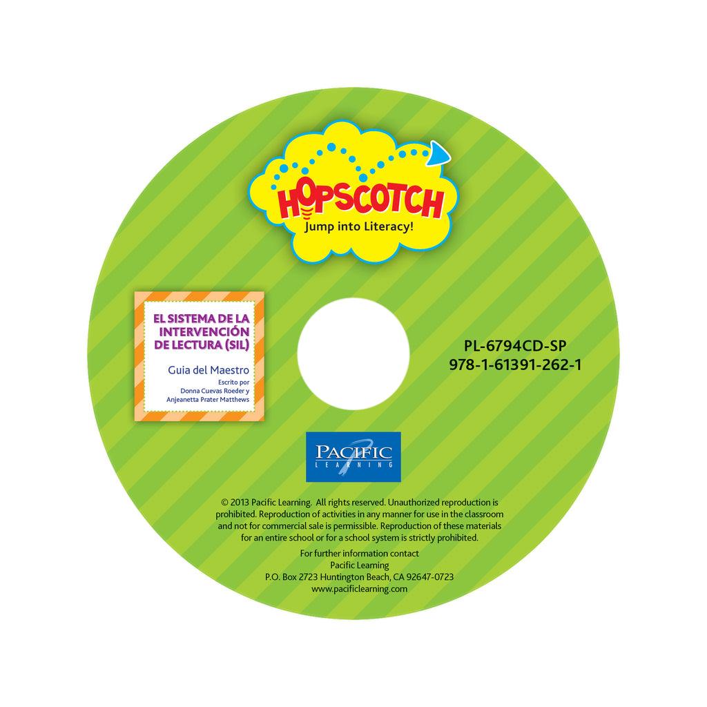 SIL Teacher's Guide on CD, Green Kit
