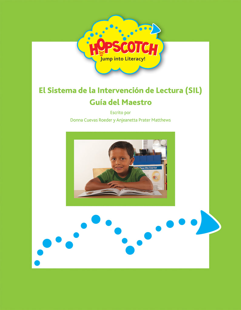 Hopscotch SIL Green Teacher Guide (includes CD): Levels D-I