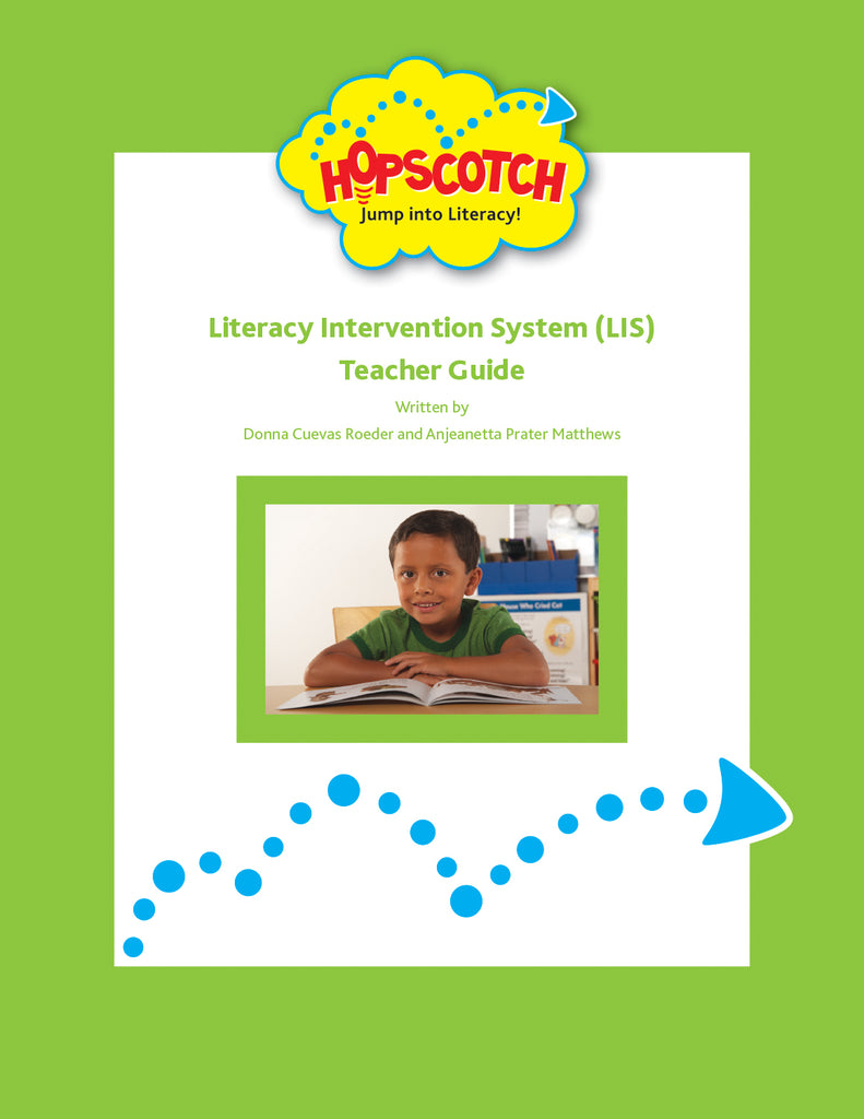 Hopscotch LIS Green Teacher Guide (includes CD): Levels D-I