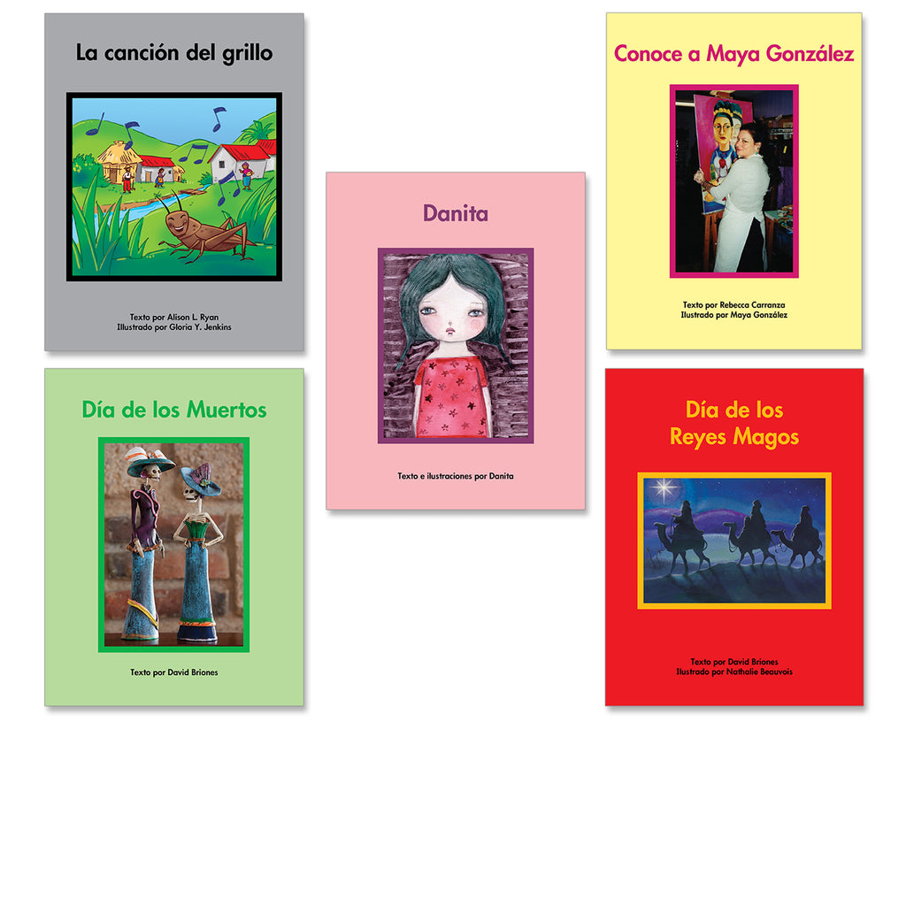 Level O Hopscotch Classroom Library - Spanish