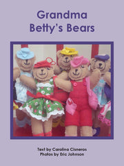 Grandma Betty's Bears