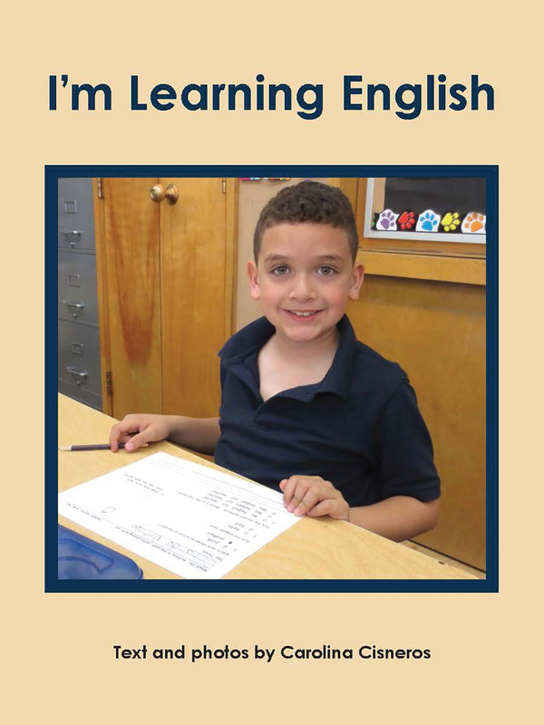 I am Learning English