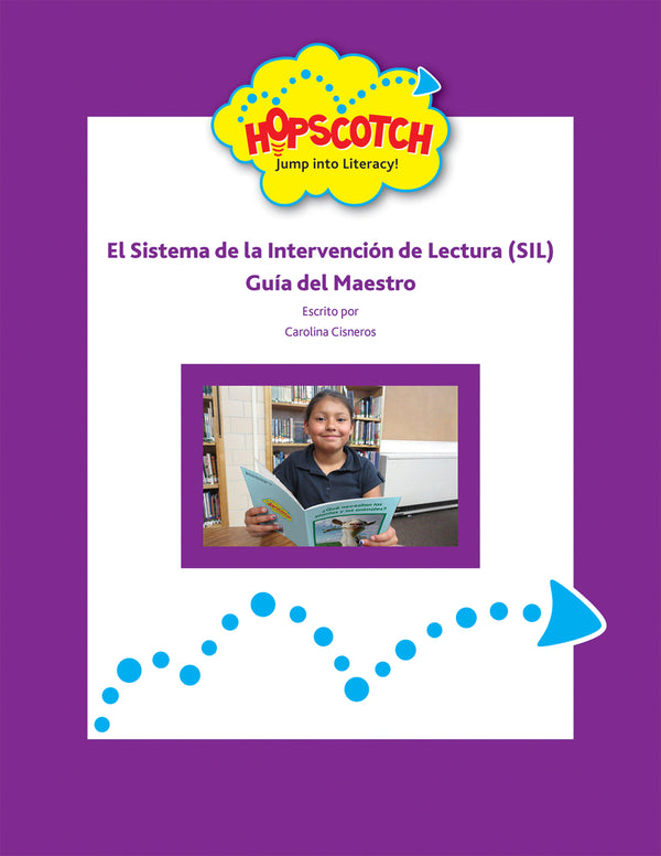 Hopscotch SIL Purple Teacher Guide (includes CD): Levels J-M