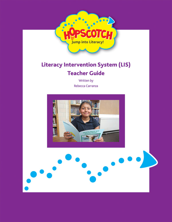 Hopscotch LIS Purple Teacher Guide (includes CD): Levels J-M