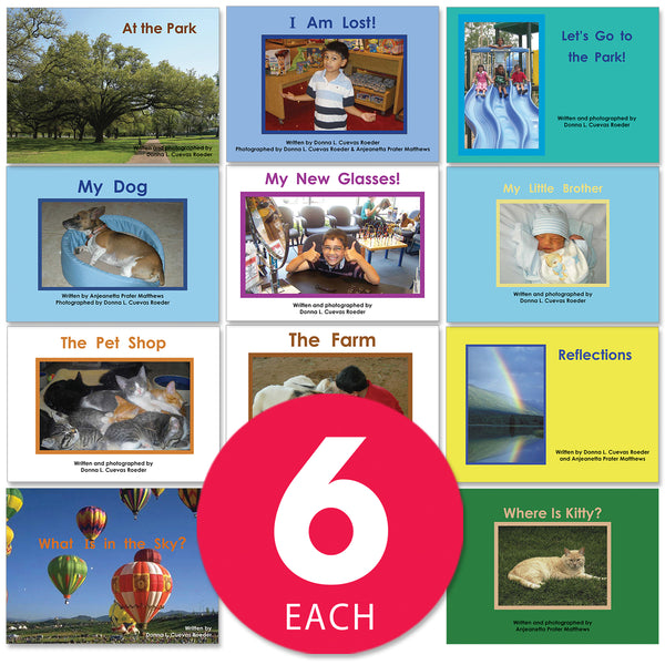 Level C Hopscotch Bookroom - English
