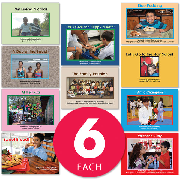 Level F Hopscotch Bookroom - English