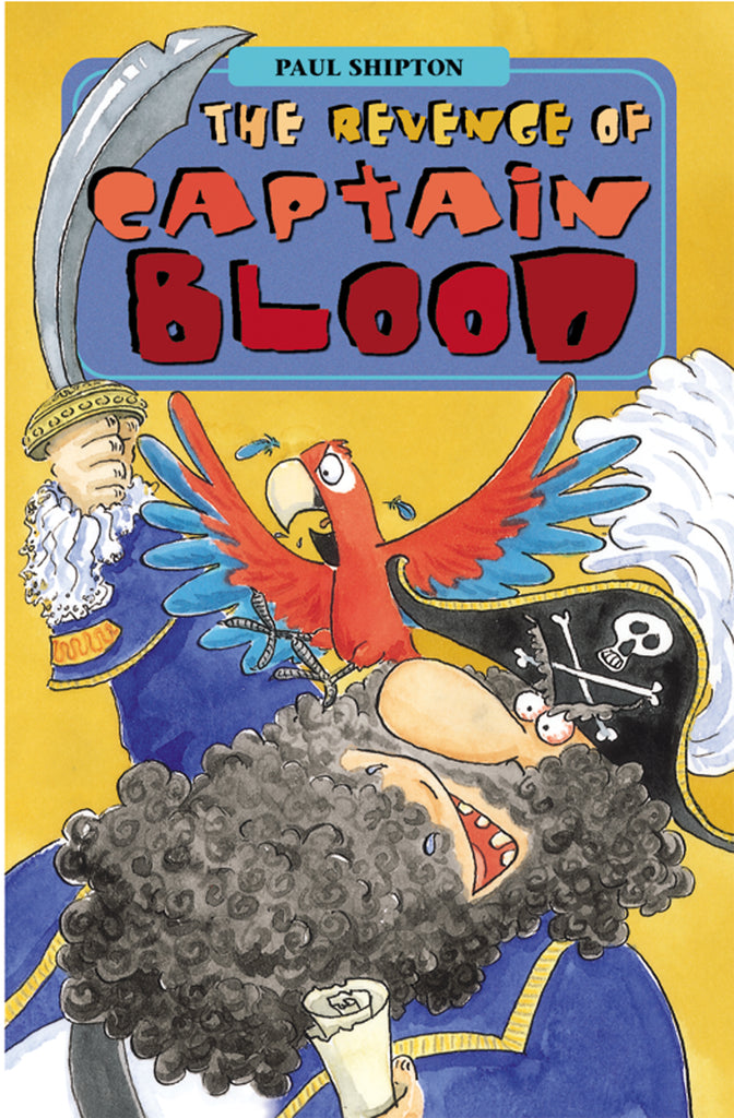 The Revenge of Captain Blood