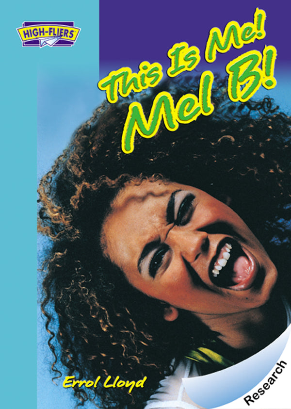 This is Me! Mel B.!