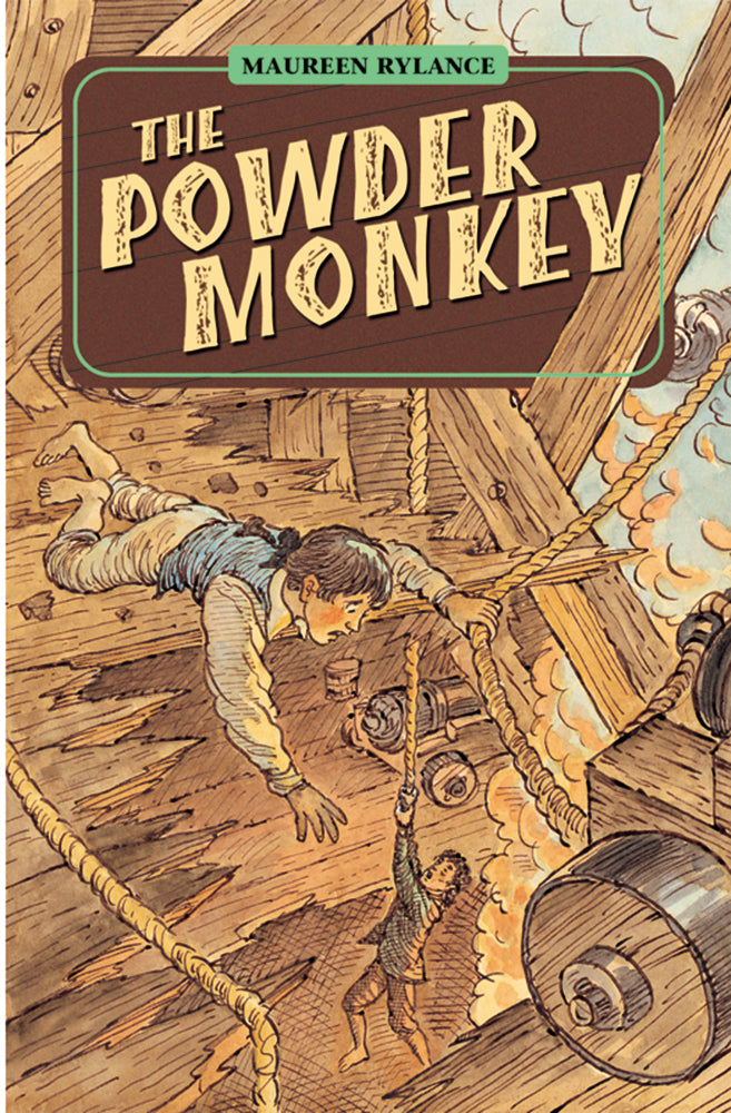 The Powder Monkey