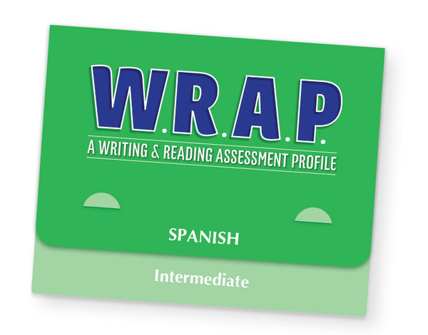 Spanish WRAP Intermediate Grade 3-6