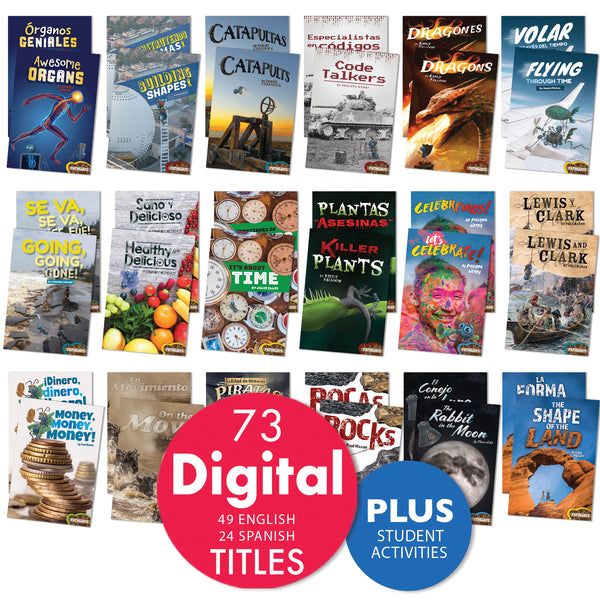 Dual Language Digital Combo Package