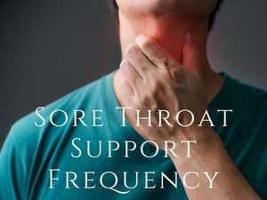 Frequency - Sore Throat Program <BR> 喉嚨痛頻率程式 - newearthstore