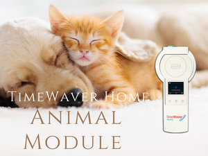 TimeWaver Home Device Set Plus Animal Module (Pre-Order: Delivery in February 2021) - newearthstore