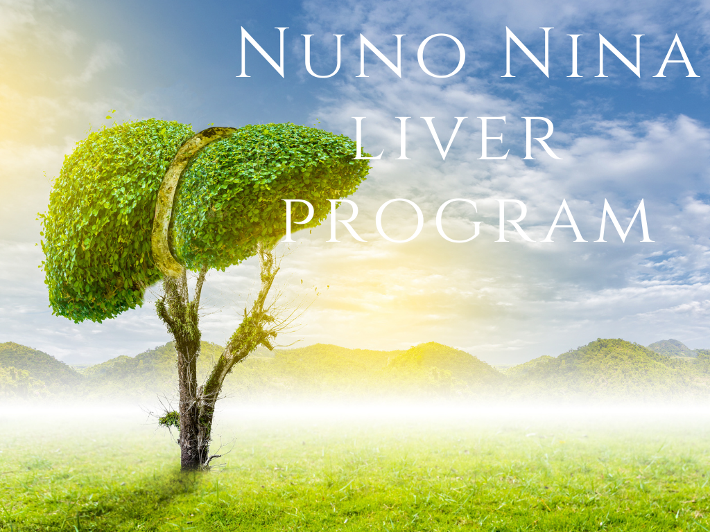 Frequency - Nuno Nina Liver Program <BR> Nuno Nina 肝臟設計程式 - newearthstore