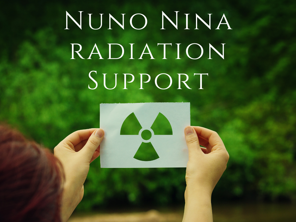 Frequency - Nuno Nina Radiation Clearing Program <BR> Nuno Nina 設計清除輻射程式 - newearthstore