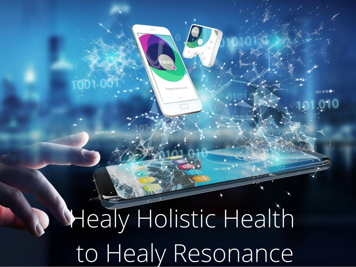 Healy Upgrade - from Healy Holistic Health to Healy Resonance - newearthstore